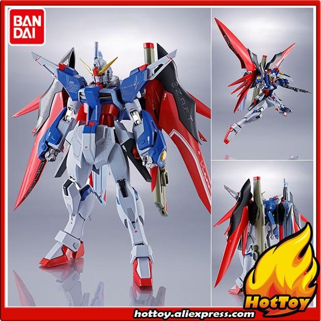 100% Original BANDAI esprits métal Robot esprits figurine-destin Gundam de