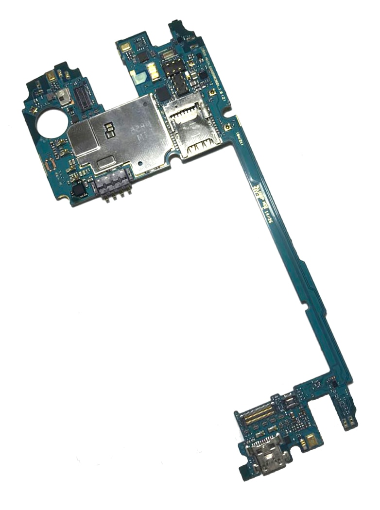 Para LG G3 D855 placa base 16GB 32GB desbloqueado de fábrica para LG G3 D855 con Chips completos Android OS IMEI