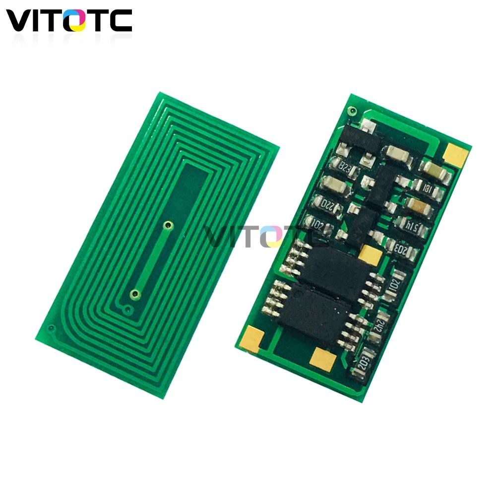 4x infoprint Pro C901 901 C900 Chip de Toner Compatível Para Ricoh Cartucho de Toner de Cor 828249 828250 828251 828252 Fichas de Reset