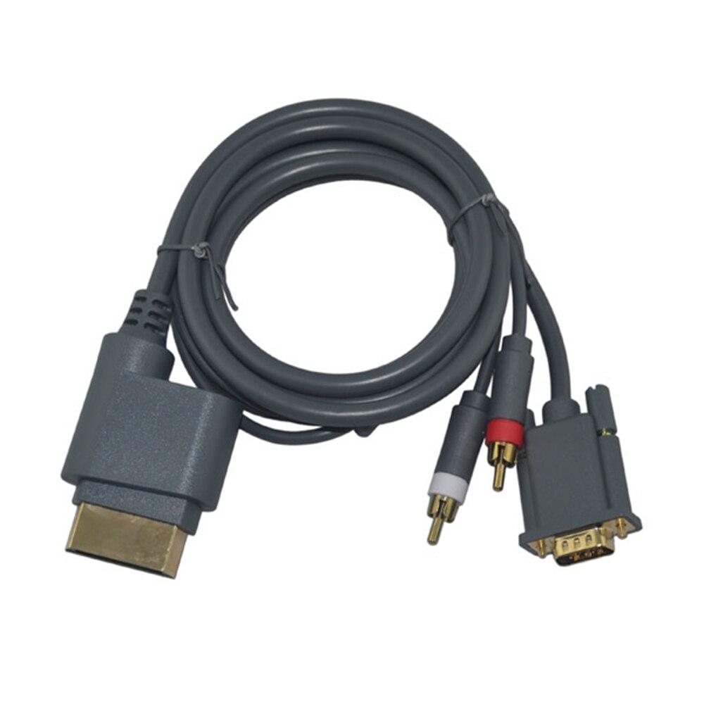 2 uds. Conector de Cable HD VGA AV de alta calidad con...