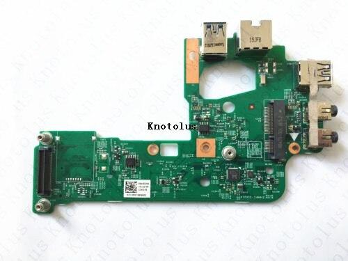 48.4IE14! 011 para Dell Inspiron 15R N5110 de AUDIO USB Puerto tablero LAN Ethernet USB 3,0