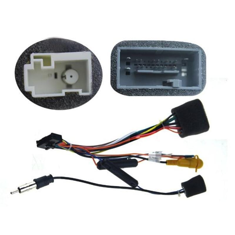 Joying wiring ISO harness for Honda ACCORD car radio power adaptor power cable radio plug