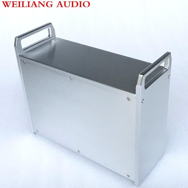Brzhifi bz3212 caso de alumínio para diy personalizado