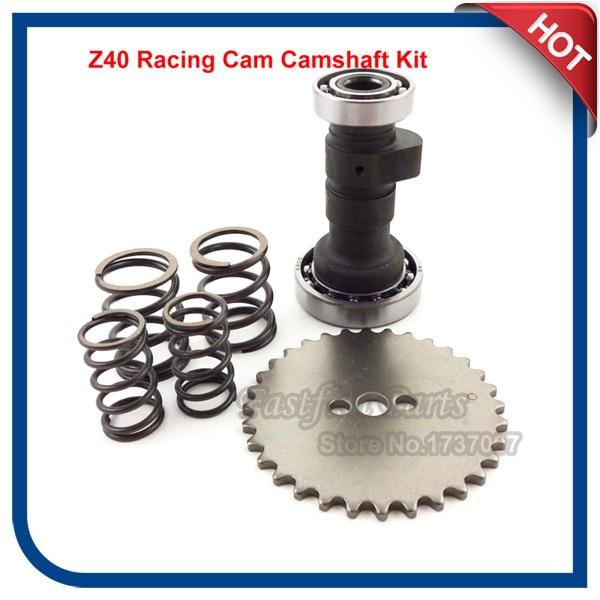 Z40 Racing Cam Camshaft Kit For YX140 YX 140cc 1P56FMJ Engine Dirt Pit Bike