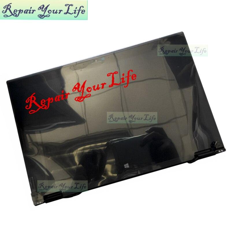 Repará-lo vida para lenovo lavie z hz550 hz750 tela lcd completo montagem completa boa qualidade nova quente chegar