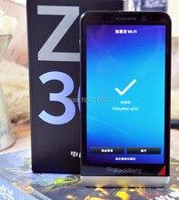 """Livraison gratuite et téléphone BlackBerry Z30 débloqué dorigine 5.0 """"écran tactile double cœur 8MP + 2MP caméra 2 GB + 16 GB mémoire WIFI"""