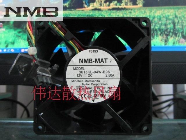 For NMB 3615KL-04W-B96  90mm 9cm 9038 DC 12V 2.5A