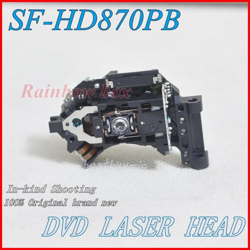 Original nuevo HI-FI CD + DVD OPTICAL PICK UP SF-HD870PB lente láser de alta calidad puede reemplazar EP-HD870PB
