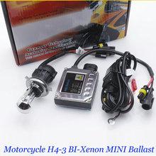 1 jeu De montres De Qualidade Da Motocicleta   Hi/low H4 bi-xenon