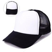 O envio gratuito de 8 cores pai boné de beisebol snapback chapéu da menina net casquette ossos das senhoras dos homens chapéu terno verão gorras hip hop boné