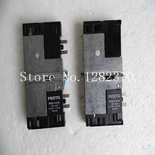 [SA] Genuine original special sales FESTO solenoid valve CPA10-M1H-5JS spot 173450 --2PCS/LOT