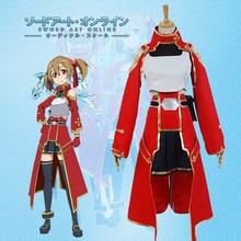 Nouvelle épée Art en ligne silice Keiko Ayano haut de gamme Anime cosplay costume