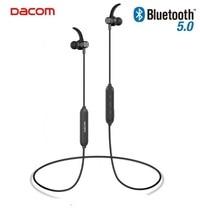 DACOM L15 Bluetooth V5.0 Earphone Wireless Sports Bluetooth Headphone 10H Music Magnetic Headset with Mic
