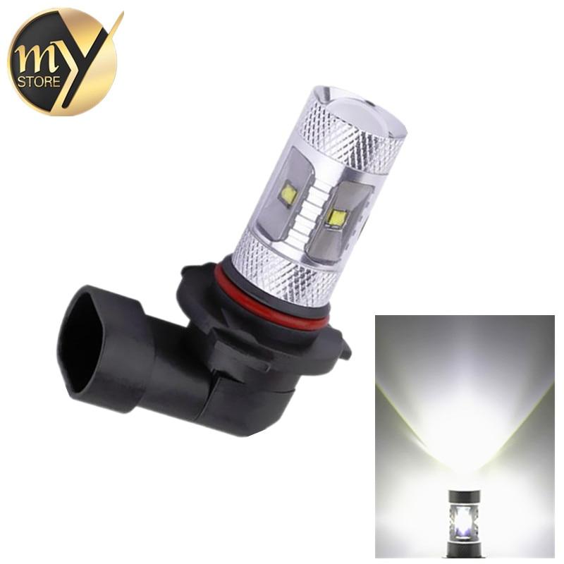 Blanco LED Auto bombillas Cree Chips 1157 BAY15D H3 H4 H7 H11 H16 3156, 3157 de 9005 HB3 9006 HB4 H1 1156 Ba15s R5W P21W 12V 12V 6000K luces