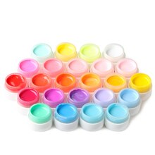 Pure Color UV Gel Polish Set Nailpolish Gel Lacquer Nail Art Gel LED Gel Nail Polish