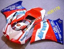 Custom Racing Motorcycle fairings for 748 916 996 998 96-02 1996-2002 bodywork Fairings (Injection molding)