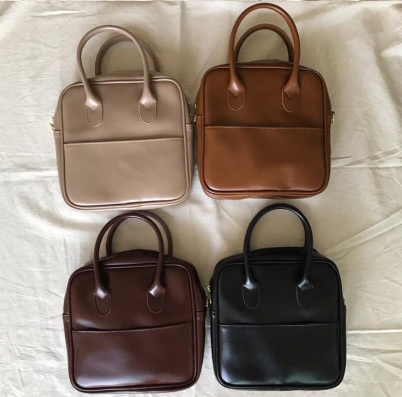 Новинка весна-осень 2021, женские кожаные сумки, женские сумки-тоуты, сумки-Кроссбоди для женщин, сумки-мессенджеры, сумки на плечо
