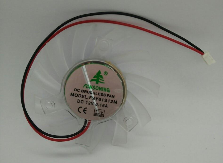Shiping مجانا FONSONING FSY61S12M DFS601012L 6 سنتيمتر 7 سنتيمتر متساوي الأضلاع: 40 مللي متر ، القطر: 65 مللي متر الكرة تحمل DFB601012L DFB701012L