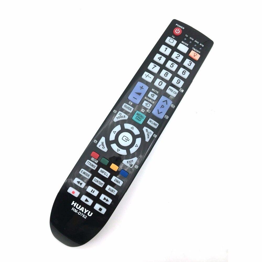 LCD-LED-PLASMA RM-D762 de Control remoto de TV para Samsung BN59-00863A = BN5900901A = BN59-00861A = BN59-00937A = BN59-00870A = AH59-02147P...