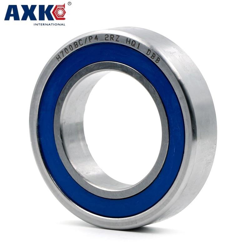 Free Shipping High-precision angular contact bearing engraving machine bearing a single 7000 701 7002 7003 7004 7005 2RZ P5