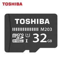 TOSHIBA MicroSD Card 16GB 32GB Memory Card 64GB Trans Flash Card 128GB U1 Class10 UHS-I SDHC SDXC For Smartphone/Tablet 100MB/s