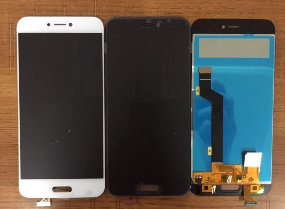 En stock, pantalla lcd de 5,15 pulgadas para xiaomi Mi5C 5c M5C, pantalla LCD con pantalla táctil, piezas de montaje digitalizador, accesorio