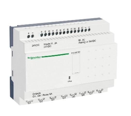 SR2D201BD компактное умное реле Zelio Logic - 20 I O - 24 V DC-без часов-без дисплея