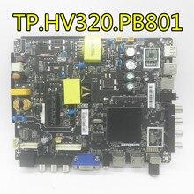 LEHUA 안드로이드 스마트 TV 3 대 1 네트워크 마더 보드 TP.HV320.PB801 310.PB801 호환 MS338.PB801