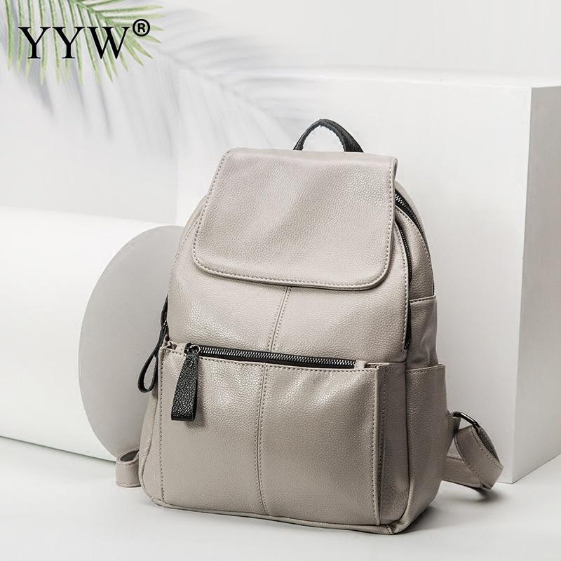 Mochilas Mujer 2019 New Oxford Cloth Waterproof Student Bookbag Travel Casual Backpack Women Outdoor Bag Mochila Feminina