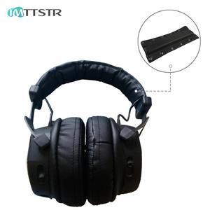 IMTTSTR Universal Headband Cushion Bumper Cover Cups Replacement for Beyerdynamic Custom One Pro Earphones Sleeve