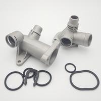 Aplicar para Passat B5 18 18 T A6 motor culata agua de cuatro vias sellado forma anillo de plastico aluminio 058 121 132 B