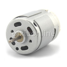 빠른 배송 j710b 3.6 v 모델 380 dc 모터 6 v 11500 rpm 1.08a diy 모델 만들기 부품 판매 손실 fracne