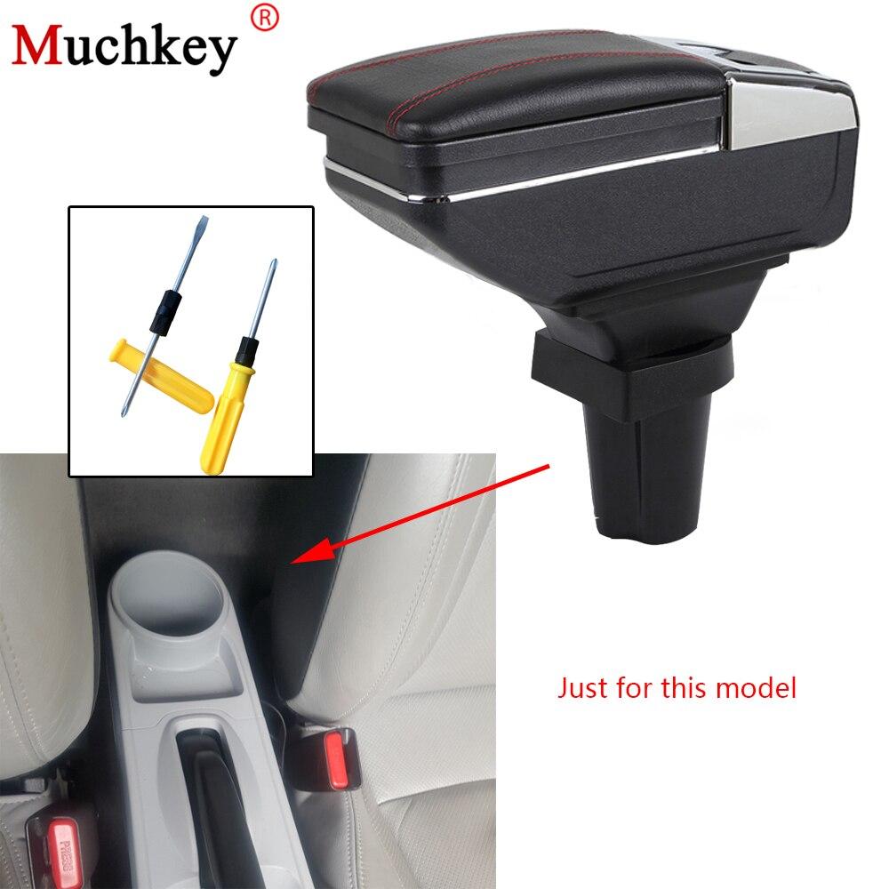 Para honda CR-Z crz braço caixa resto do braço console central suporte de copo cinzeiro couro do plutônio estilo carro assento braços