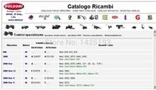 Goldoni Pecas katalog części zamiennych