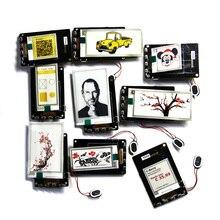 Lilygo®Ttgo T5 T5S V2.4 Wifi Bluetooth Draadloze Module Base ESP-32 Esp32 Geel Display Epaper Elektrische Development Board