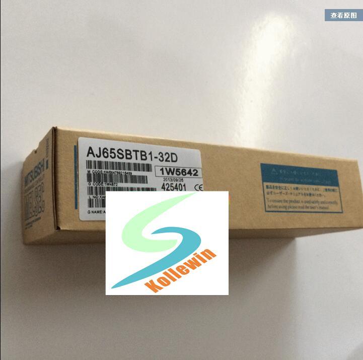 Módulo PLC del programa de control AJ65SBTB1-32D AJ65SBTB132D.