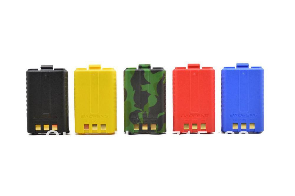BL-5, 7,4 V, 1800mAh, Original Li-ion, paquete de batería recargable exclusiva para Baofeng UV-5R, Walkie Talkie de banda Dual