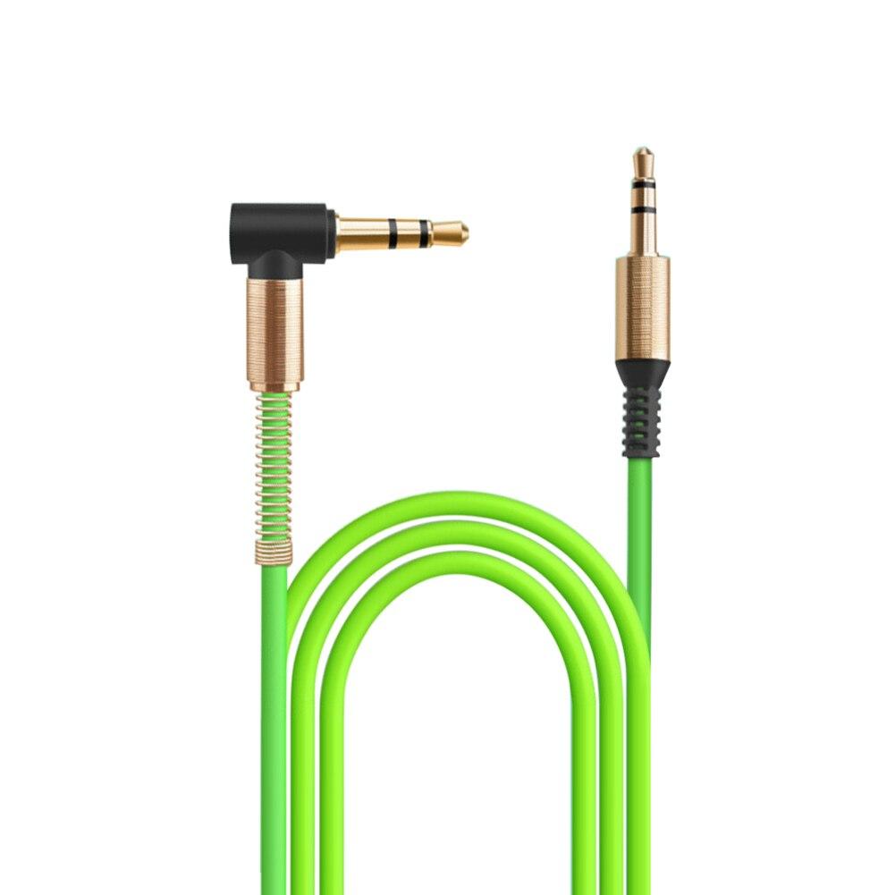 Cable de audio macho a macho de 3,5mm JD-237
