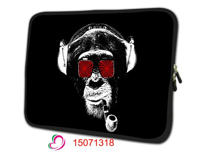 Gorilla Head téléphone pochette pour ordinateur portable étui pour macbook Air Pro Retina 11 12 13 15 pouces pochette dordinateur pour Mac Book 13.3 pouces