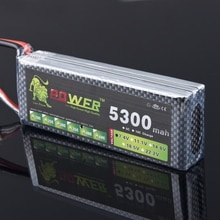 1 pçs lipo bateria 11.1v 5300mah 40c do leão de energia 3 s rc helicóptero carro rc barco quadcopter brinquedos de controle remoto