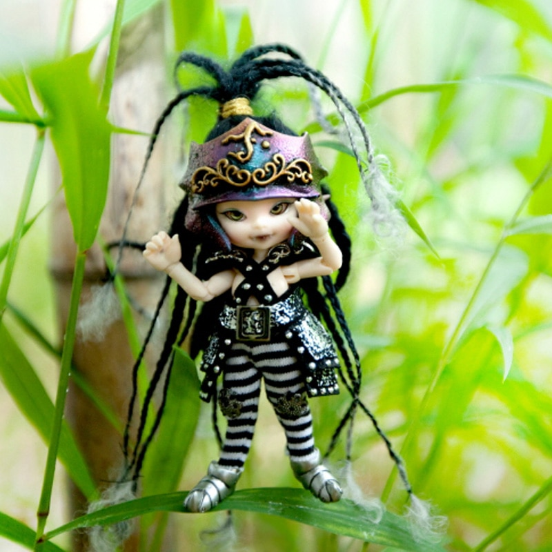 Envío gratuito, muñeca BJD de Fairyland Realpuki A ki 1/13, Mini muñeca articulada, juguetes para enviar regalo, luodoll