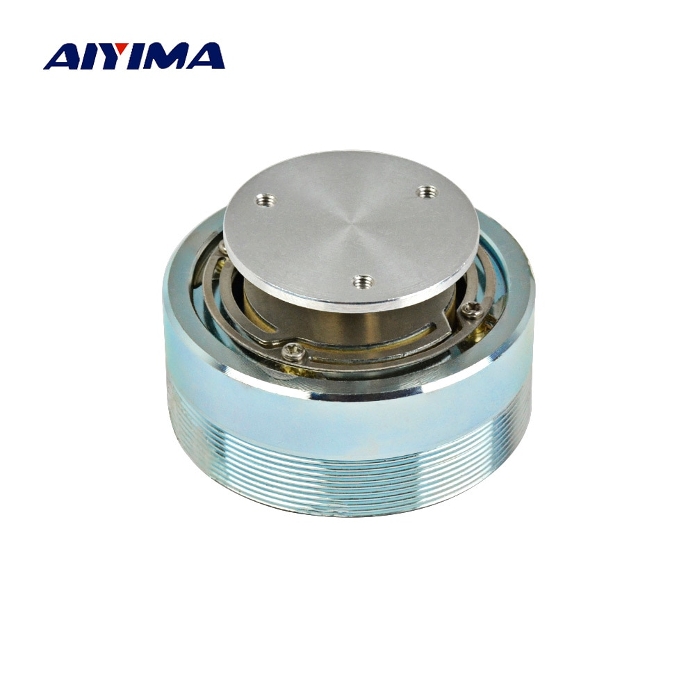 AIYIMA-minialtavoz de Audio de 20/25W, columna de rango completo de 44/50MM, Altavoz...