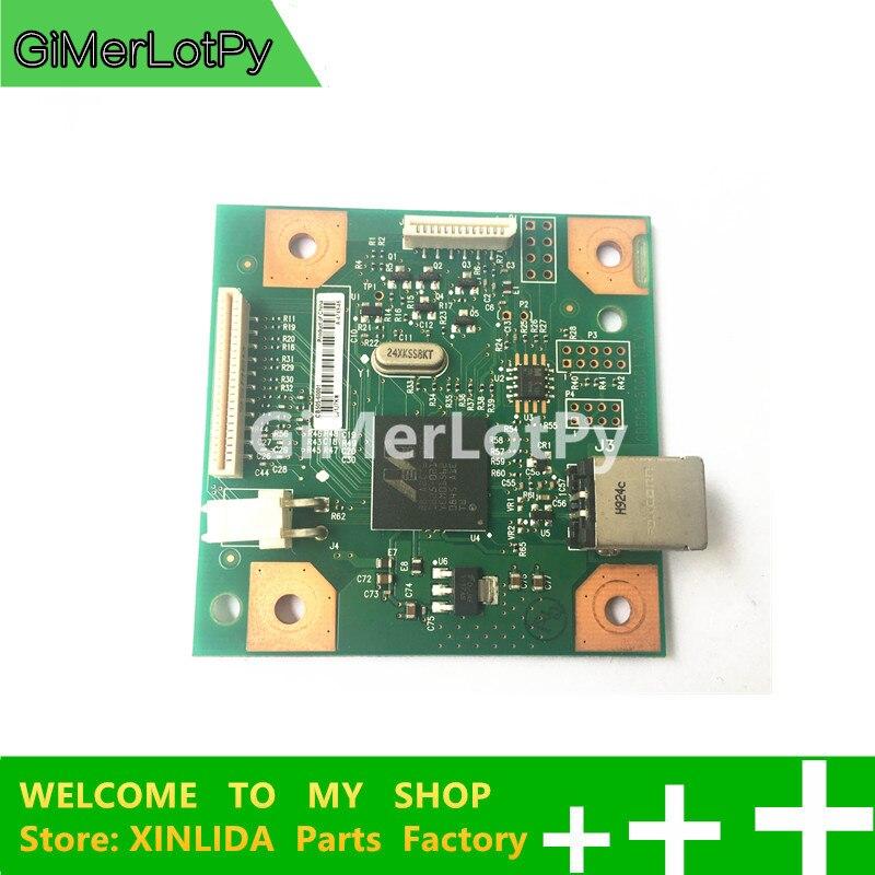 GiMerLotPy formatter PCA assy Formatter Board logic Main Board MainBoard for Laserjet CP1210 CP1215 1210 1215 CB505-60001 недорого