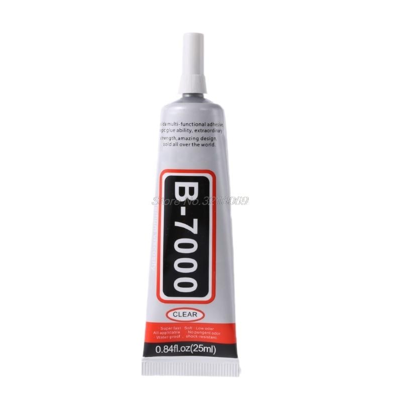 Клей B7000 25 мл промышленная прочность супер клей прозрачная жидкость для Diy чехол