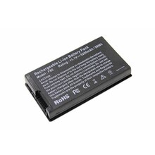 5200mAh para Asus Laptop batería F80 A32-F80 A32 F80A F80H F80A F80H X61 X61 X61W X61S X61GX X61SL X61Z X85 X85C X85L X85S X85S