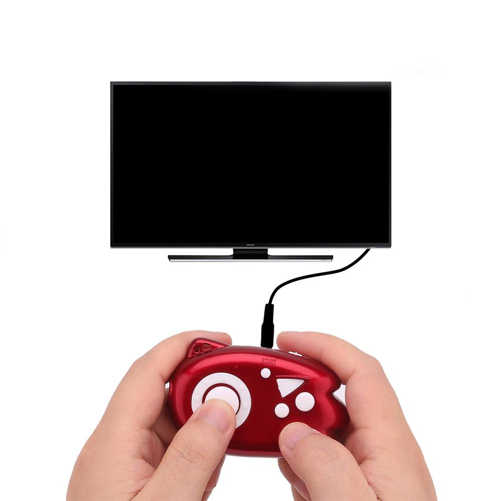 Mini consola de videojuegos Powstro Retro de 8 bits, consola de videojuegos integrada en 89 juegos clásicos, consolas de vídeo de TV familiares, juguetes de regalo de cumpleaños