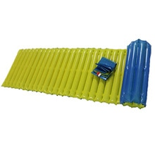 Inflatable Mattress Outdoor Cushion Tube Camping beach mattress Moisture-proof Sleeping Pad 1pc