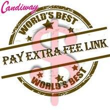 Enlace de pago de tarifa adicional, no se envía nada