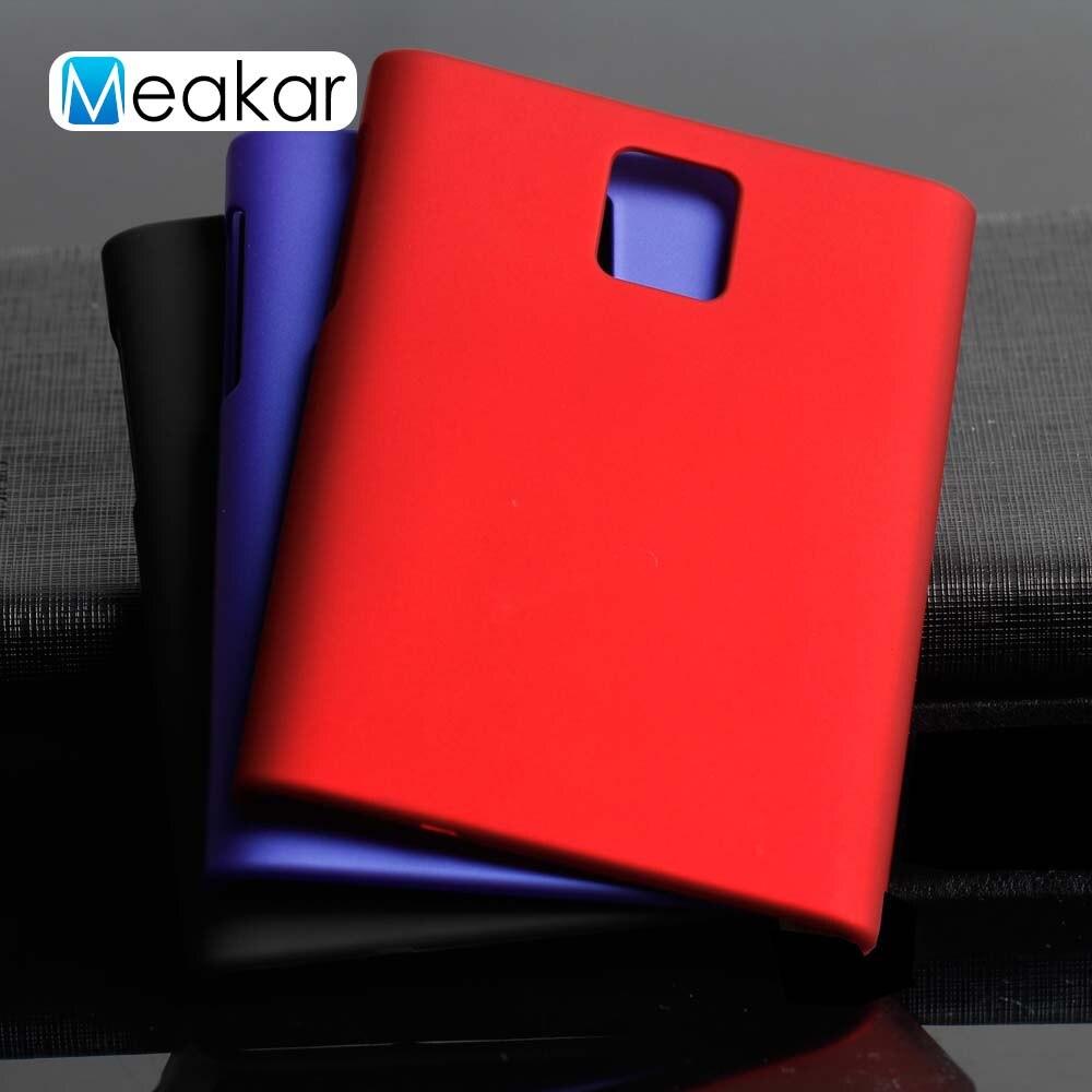 Matte Plastic Coque Cover 4.5For Blackberry Passport Case For Blackberry Passport Q30 Phone Back Coque Cover Case