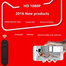 HD1080P Mini red remota inalámbrica WiFi cámara de Sigilo para el hogar super pequeño